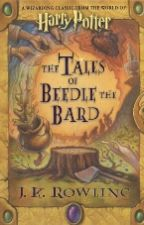 The Tales of Beedle the Bard by Elene_Arreola