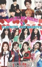 Playgirls & Badgirls vs Playboys & Bad Boys by eeyaxam02