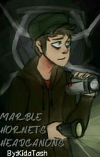 Marble Hornets Head Canons by Kidatash
