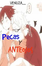 Pecas y Anteojos. {TsukkiYama}  [Oneshot] by Venuza_