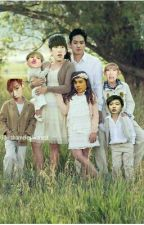 The life of the Wang Family (GOT7 FAMILY) by JaeJaeallday