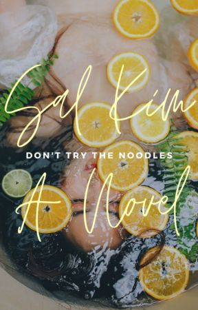 Don't Try the Noodles by salkim-