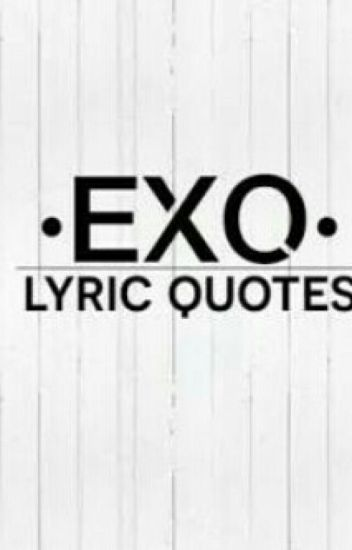 EXO_lyric On Album