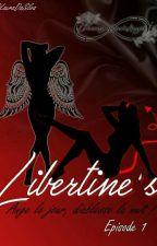 Libertine's : Ange Le Jour, Diablesse La Nuit  by LaPlumeDeDreamys_see