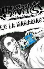   Diabolik Lovers    ¿Me La Mamarias? by _NxRx_