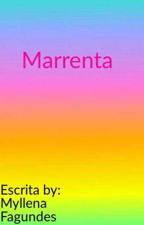 Marrenta ✌ by mymy1001