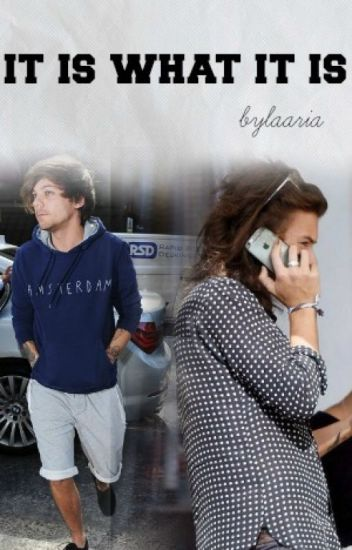 It Is What It Is / Larry Stylinson ✔