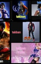Born Tekken by jen_kazama