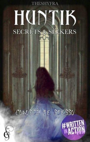 Huntik -Secrets & Seekers-