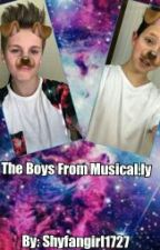 The Boys From Musical.ly by WhelmedGrayson