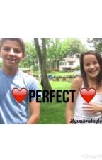 Perfect~ a bratayley fanfic by ilysmbratayley