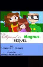 MCSM Ellegaard X Magnus the sequel by Flamboyant_cookies