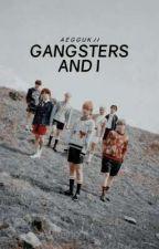 Gangsters And I   Bangtan AU by AEGGUKJI-