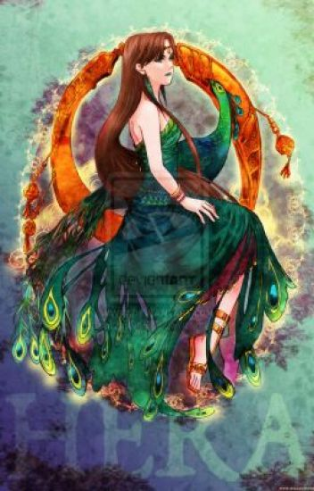 The Peacock Goddess' Son (A Percy Jackson Fanfiction)