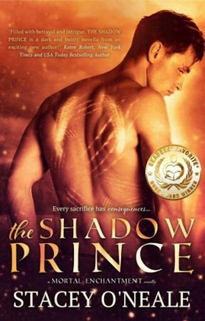 The Shadow Prince (Mortal Enchantment, #1) by StaceyONeale