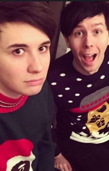 adopted by dan and phil- phan