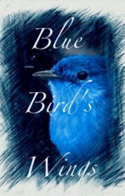 Blue Bird's Wings