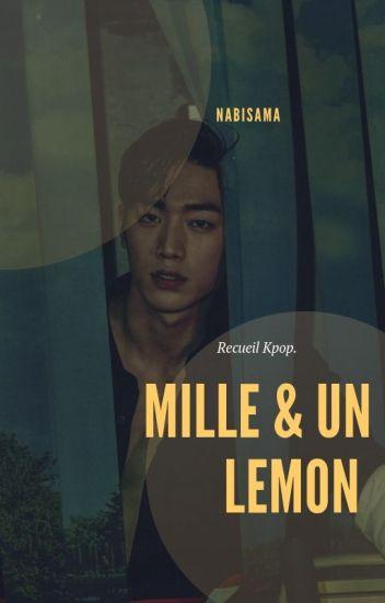Mille & Un Lemon Yaoi Hétero 《 RECUEIL KPOP 》
