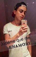 Jodéme que me enamore... | Gonzalo Goette by _Saikano_
