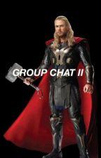 group chat II by millenivm_falcon