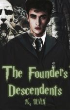 The Founders's Descendants ✧ Harry Potter Universe (1) #Wattys2019 by -worldofwords