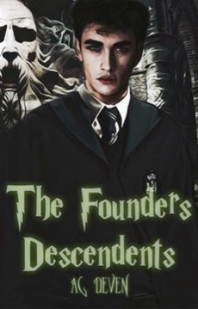 The Founders's Descendants ✧ Harry Potter Universe (1) ✓ by -worldofwords
