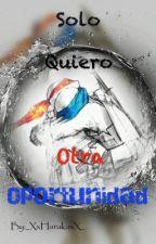 Solo Quiero Otra Oportunidad [TMNT] © by _XxHarukaxX_