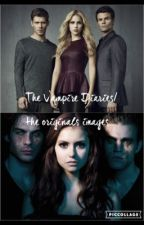 The Vampire Diaries and The Originals Imagines/Preference by MaricelaCastillo3