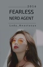 Fearless Nerd Agent by AmaraViolet