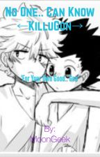 No One.. Can Know ←KilluGon→ by MoonGeek