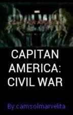 CAPITAN AMERICA:CIVIL WAR  [CANCELADA] by IAmCamsol