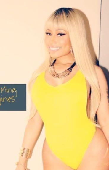 Nicki Minaj Imagines