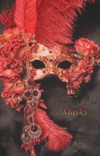 Masks by unmasked_maiden