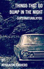 SupernaturalxReader by MyNameMeansHero