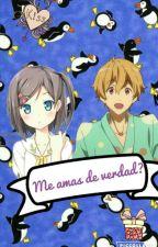 Me Amas De Verdad? (Nagisa Hazuki Y Tu)(Terminada) by AleShow
