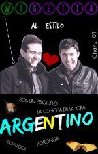 ¡WIGETTA AL ESTILO ARGENTINO! by _Chary