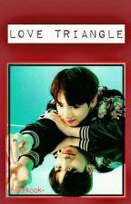 love triangle » j.j.k & c.e.w by milkykook-