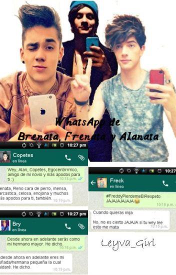 WhatsApp Brenata/Frenata/Alanata CANCELADA.