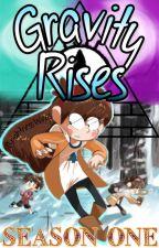 Gravity Rises (AU) by BrightnessWings19