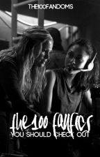 The 100 Fanfics You Should Check Out by The100Fandoms