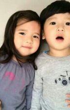 My Baby Twin by kizzyyyee