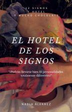 El hotel de los Signos by -Alvarez-