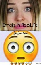 Emojis in RealLife by Bouchira