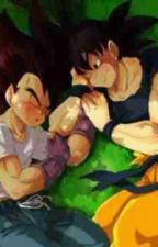 Differences (Goku x Vegeta yaoi fanfic) by Electrice_Violice5