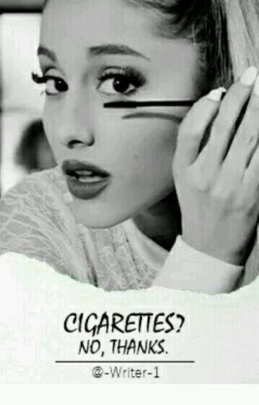 Cigarettes? No, thanks.