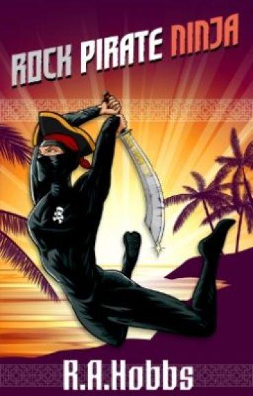 Rock, Pirate, Ninja by RAHOBBS