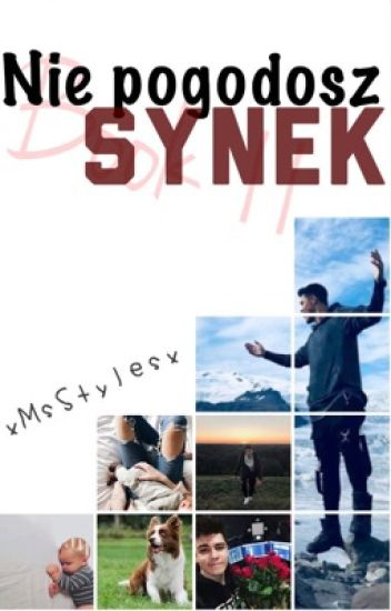 Nie pogodosz Synek//Wierzgoń(book II)✔