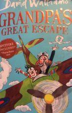 Grandpa's great escape by LeanneManguiat