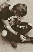 ×Should Envy Us×Alessio Bernabei by AliceCantarini