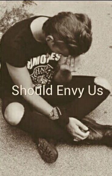 ×Should Envy Us×Alessio Bernabei